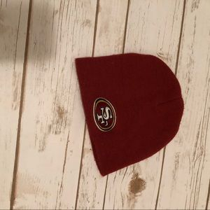 Other - San Francisco 49ers knit hat